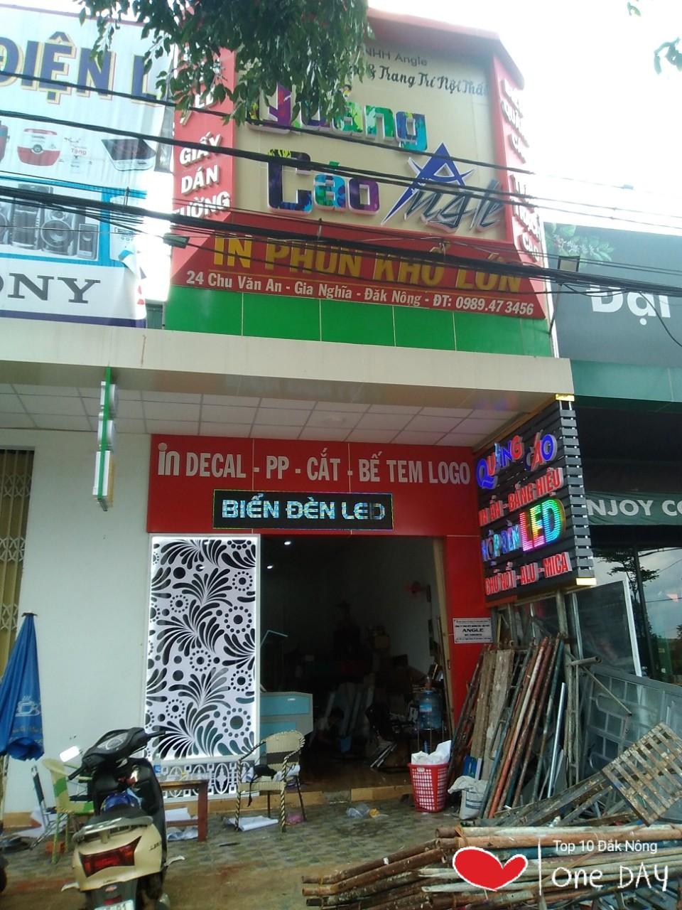 Công ty In Ấn Quảng Cáo uy tín tại Đăk Nông - Đơn vị thiết kế thi công chuyên nghiệp